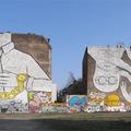Egy feketével lekent graffiti története