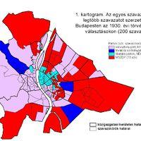 Fővárosi munkásszavazatok (Budapest választ a Horthy-korszakban, II. rész)