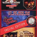 The Doobie Brothers: Live At The Greek Theatre, Let The Music Play, Live At Wolf Trap - Special Edition, 3-DVD Disc Set (2014)