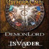 Freedom Call koncert, Club 202, 2013. október 11.