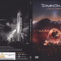 David Gilmour: Live At Pompeii DVD (2017)