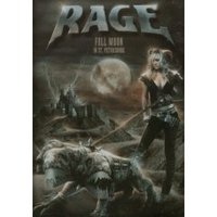 Rage - Full Moon In St.Petersburg - DVD (2007)