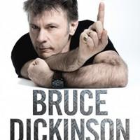 Médianysos-9: Bruce Dickinson-Mire való ez a gomb? (Önéletrajz)