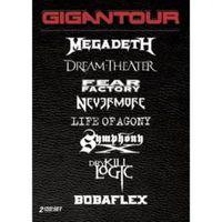 Gigantour: Live 2005 DVD