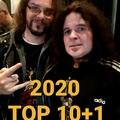 TOP 9+1 (2020) - Túrisas