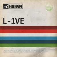 Haken: L-1VE 2CD+2DVD (2018)