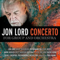 Jon Lord: Concerto For Group And Orchestra (2012)