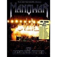 Manowar: The Day The Earth Shook - The Absolut Power DVD