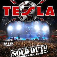 Tesla: Comin' Atcha Live DVD (2008)