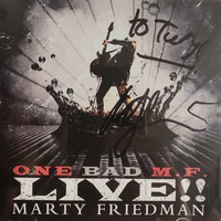 Marty Friedman: One Bad M.F. Live (2018)