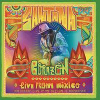 Santana: Corazón - Live From Mexico CD/DVD (2014)