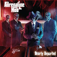 Adrenaline Mob: Dearly Departed - EP (2015)