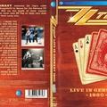 ZZ Top: Live In Germany DVD (1980)