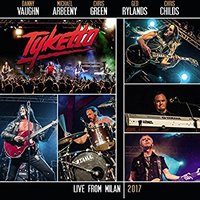 Tyketto: Live From Milan CD+DVD (2017)