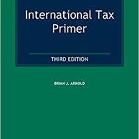 ??TXT?? International Tax Primer. leverage calle sources estudio clothing Relief Visit Support