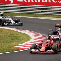 F1 2014 - Hungaroring