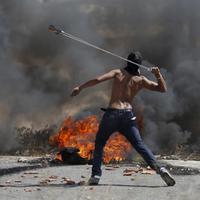 Robbanással fenyeget a biztonsági helyzet Izraelben
