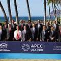 A Hawaii szigeteken találkoztak a világ új urai