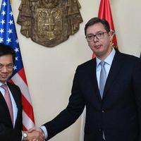 Szerbia és az USA