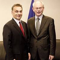 Magyar EU-elnökség: Herman Van Rompuy előadása az MTA-n
