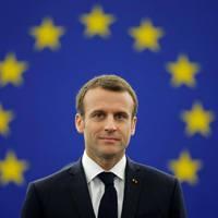 Macron az európai politikára összpontosít