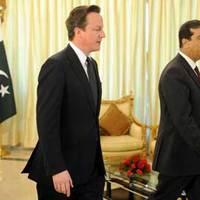 Forrong a sajtó Cameron pakisztáni útja után