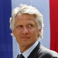 Villepin lehet Sarkozy végzete
