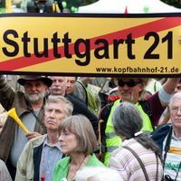 Stuttgart 21 - avagy újra éledtek a
