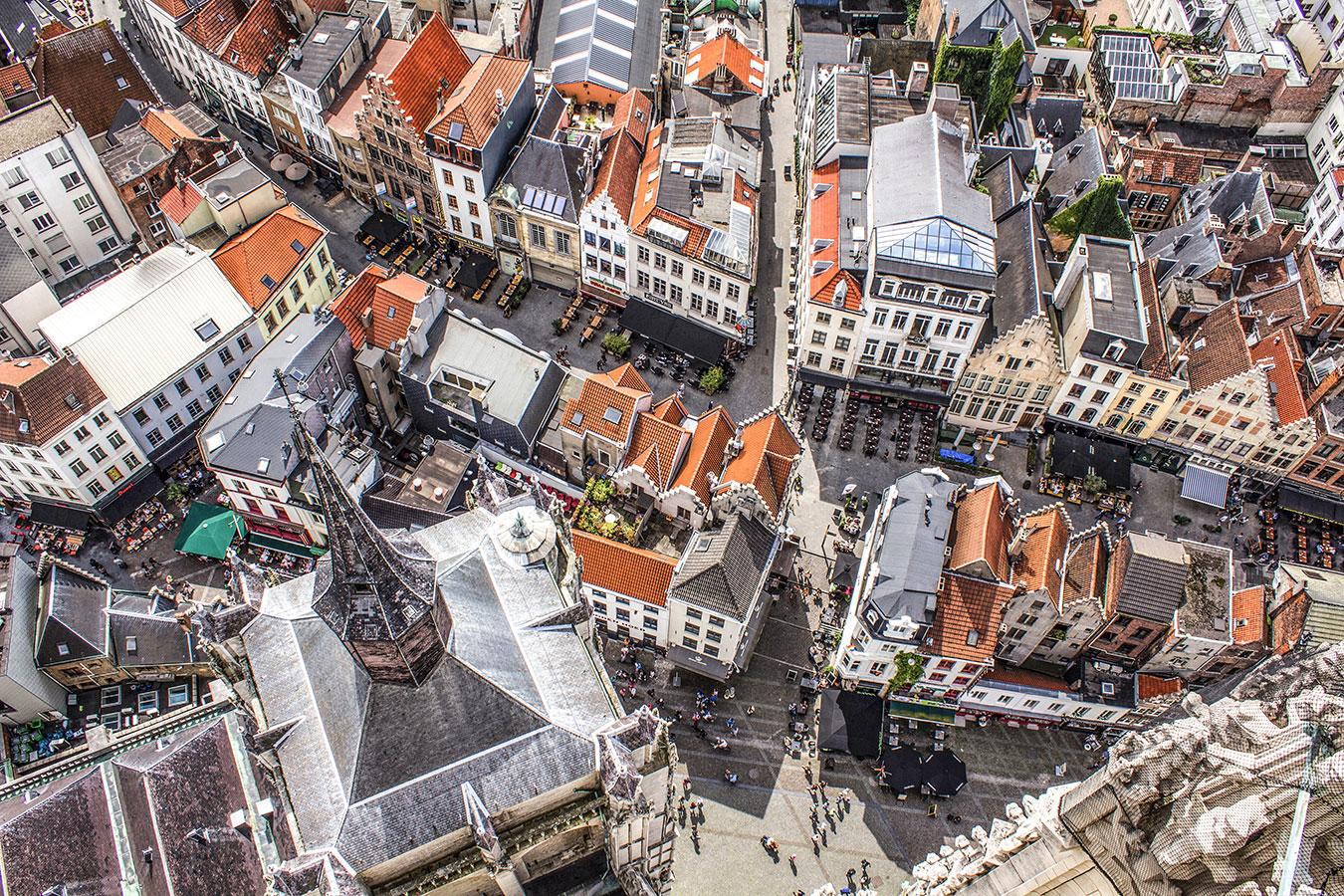 Antwerpen<br /><br />Fotó: Thomas Konings