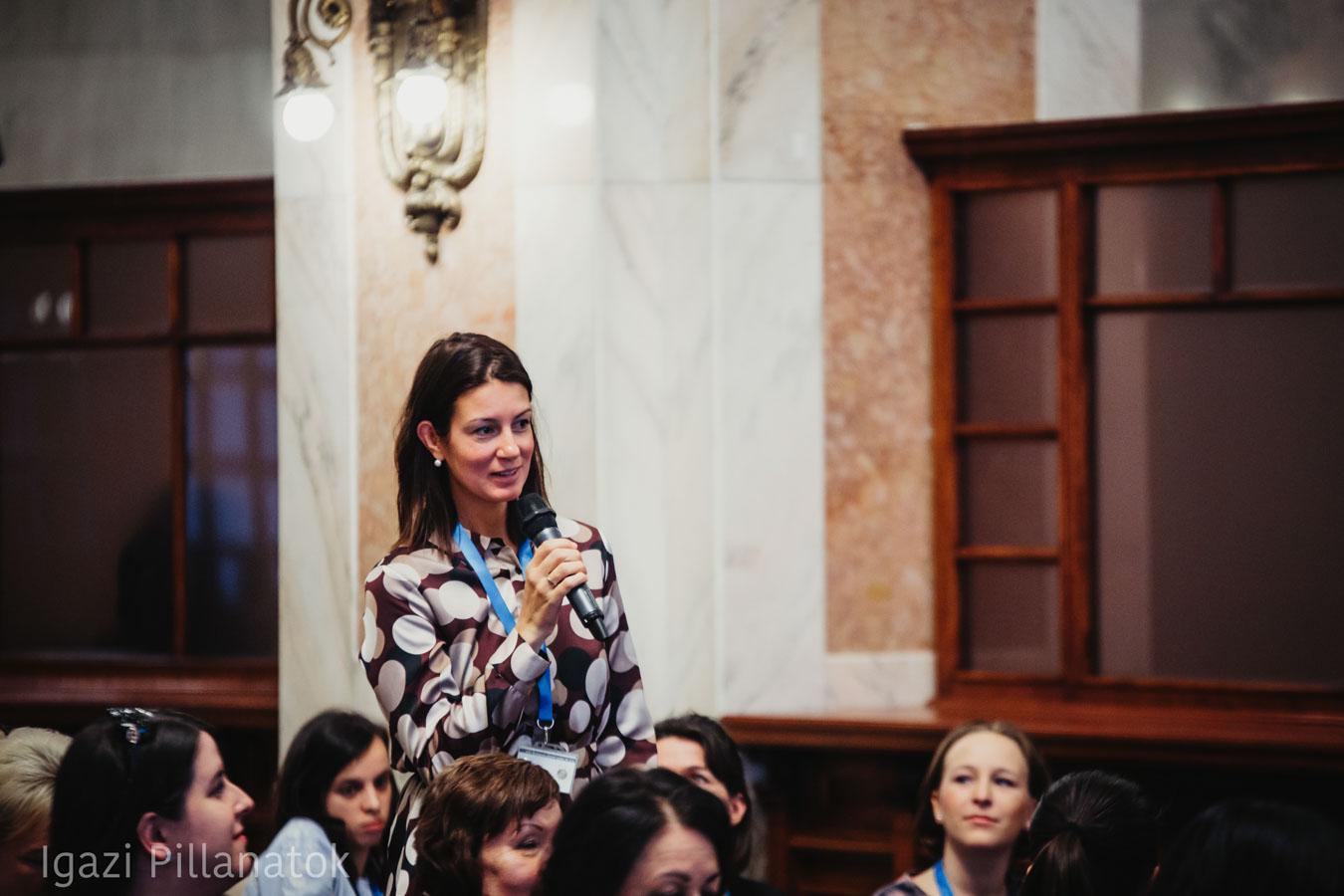 Közönségkérdések<br />(Fotó:Kőhidai Szabolcs, Igazi Pillanatok | Nemzetközi Protokoll Szakemberek Szervezete)