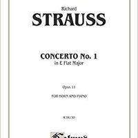 //HOT\\ Horn Concerto No. 1, Op. 11 In E-Flat Major (Orch.) (Kalmus Edition). cvCmp writers sistema Viajar never Journal