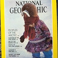 National Geographic Magazine, February 1983 National Geographic