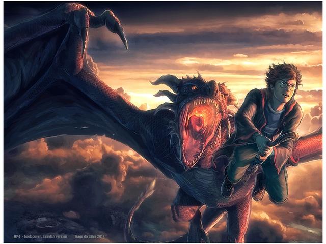 Miért szeretem a Harry Potter és a Tűz serlege c. kötetet?