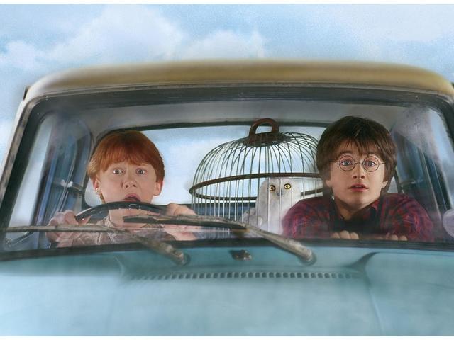 Miért szeretem a Harry Potter és a titkok kamrája c. regényt?