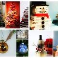 Ötletes karácsonyi díszek
