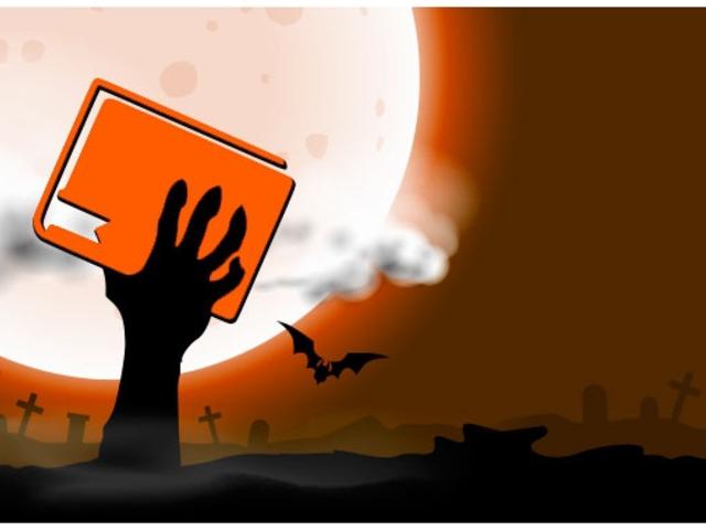 Könyvajánló Halloweenre
