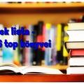 Legek lista - 2016 top könyvei - első kör