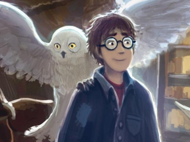 Miért szeretem a Harry Potter és a bölcsek köve c. könyvet?