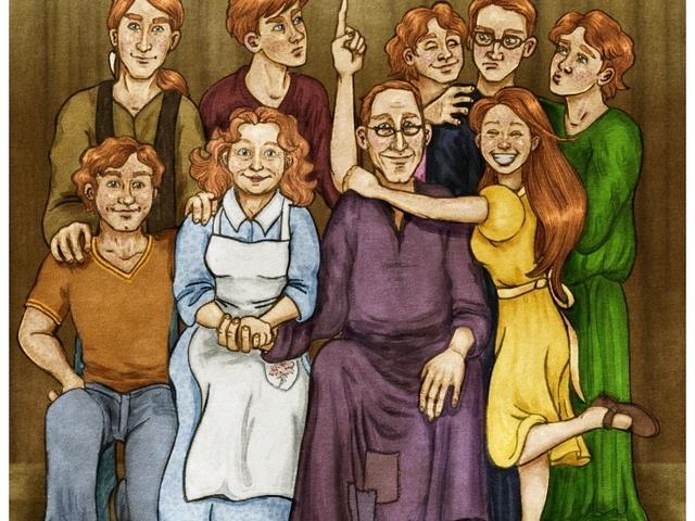 Egy elfeledett Weasley