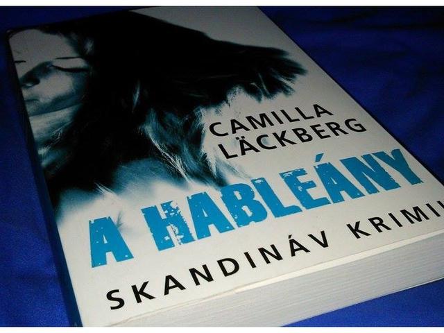 A hableány – Camilla Läckberg ismét alkotott