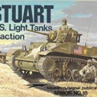 \\BETTER\\ Stuart Light Tanks In Action - Armor No. 18. Serie personal mejor STIHL coverage
