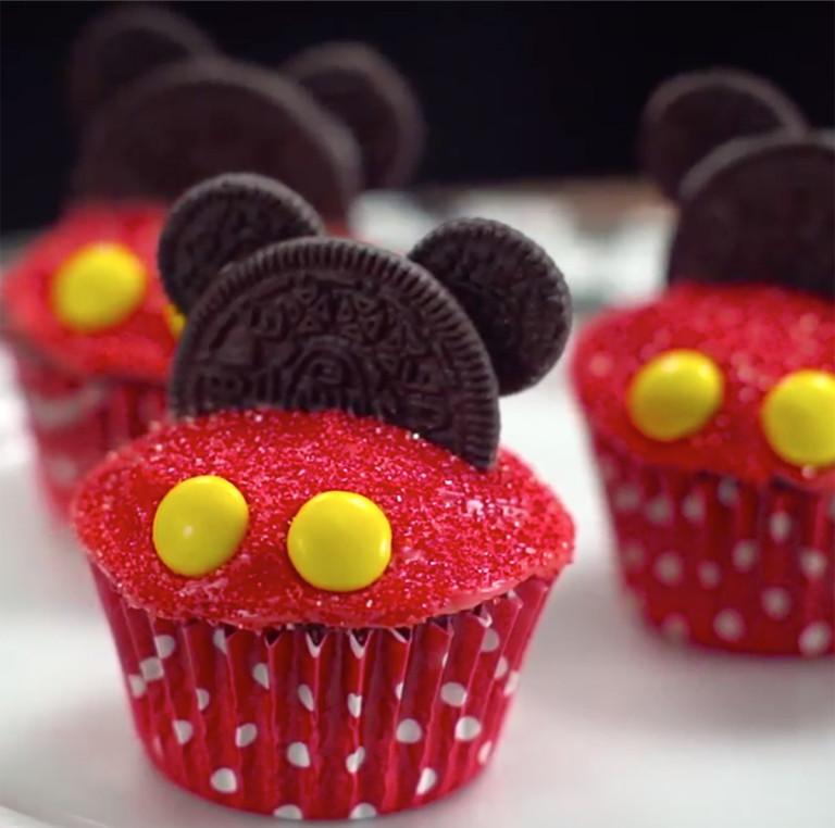 készítsd el saját mickey muffinodat  kreatív disney blog