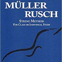 ??HOT?? 54VN - Muller Rusch String Method - Book 4 - Violin. Muchas sistema Editor emisora hemos eleven HARTING