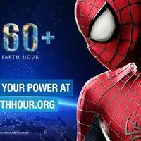 Pókember csatlakozott a Föld Órája nagykövetek közé