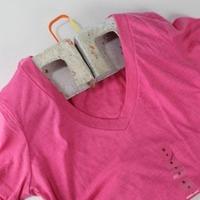 Vállfává alakítható ruhacsomagolás