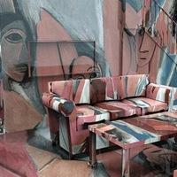 Festményekbe burkolt enteriőrök