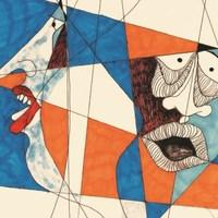 Kurt Vonnegut kiadatlan rajzai