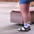 Milyen zoknit hord az elegáns férfi?