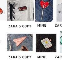 Jogviták kereszttüzében a Zara