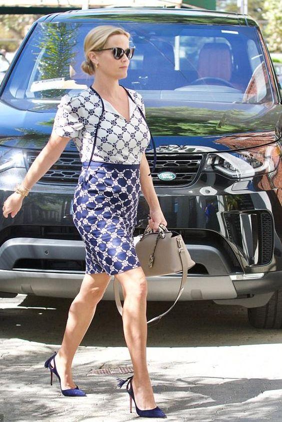 Reese Witherspoon is kedveli az Aquazzura márkát. Fotó: Pinterest